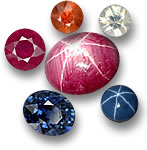 Corundum Group of Gemstones
