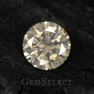 Champagne Diamond Gemstone