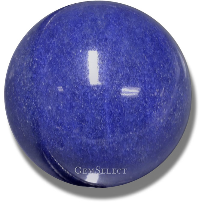 Dumortierite Quartz Gemstones from GemSelect - Large Image