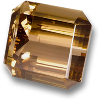 The El Dorado Topaz; The World's Largest Faceted Gemstone