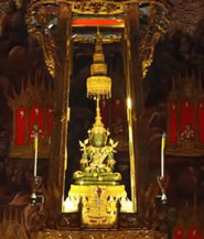 Emerald Buddha of Thailand