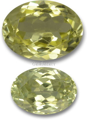 Faceted Sillimanite Gems