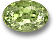 Namibian Demantoid Garnet Gem