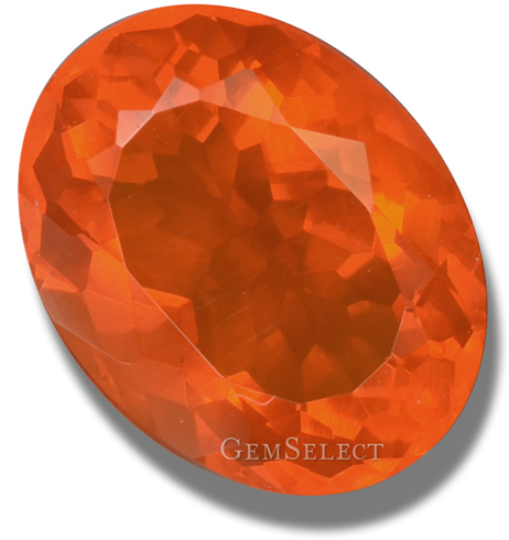 Fire Opal Gemstones from GemSelect - Large Image