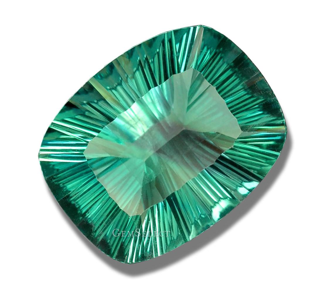 Fluorite Gemstone & Jewelry Information: Natural Fluorite - GemSelect