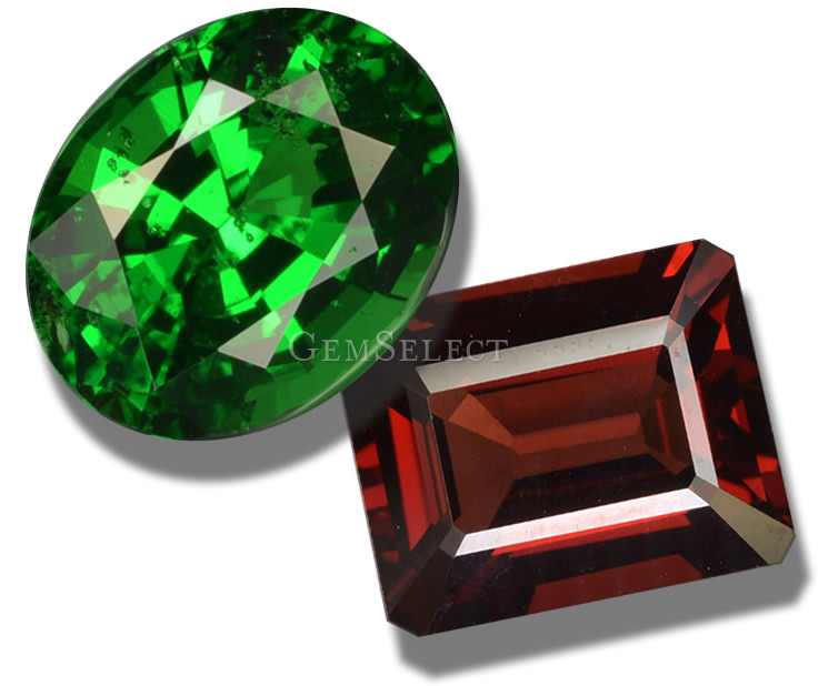 Garnet Gemstones from GemSelect - Large Image