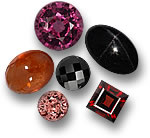 Garnet Group of Gemstones