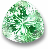 Hiddenite Gemstone