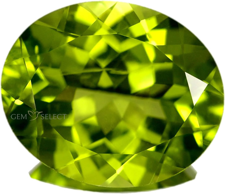 Peridot Gemstones from GemSelect - Large Image