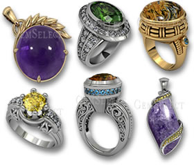 GemSelect Gemstone Jewelry