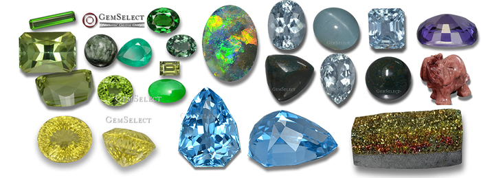 Gemstones from GemSelect