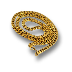 Men's Gold Chain Necklace