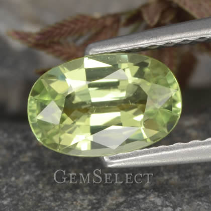Natural Chrysoberyl Gemstone