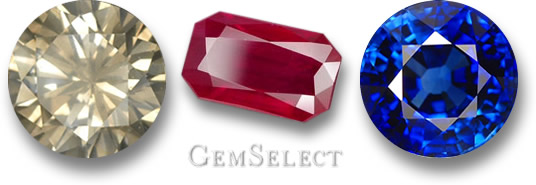 Diamond, Ruby & Sapphire - The Hardest Gemstones