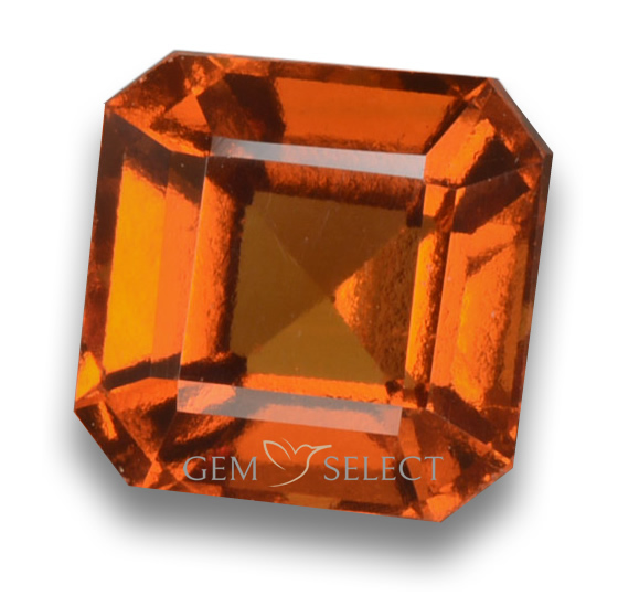 Hessonite Garnet Gemstones from GemSelect - Large Image