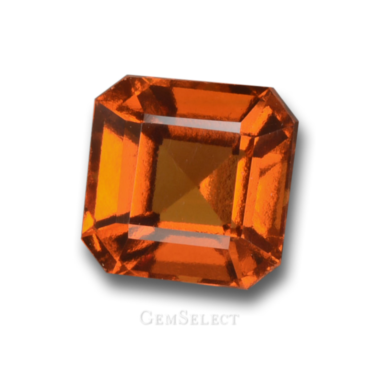 Hessonite Garnet: Hessonite Grossularite Gemstone ...