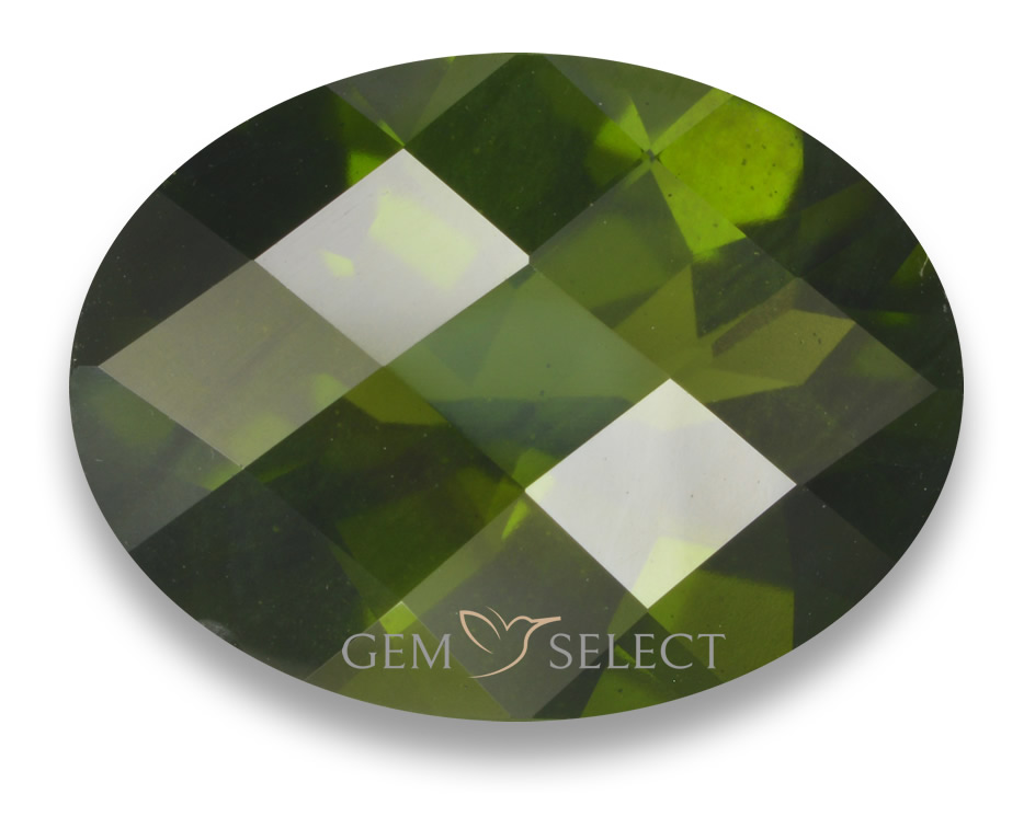 Idocrase Gemstones from GemSelect - Large Image