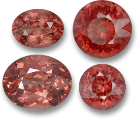 "Malaya Garnet Gems, Sometimes Traded as ""Imperial Garnet"""