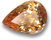 Golden Orange Imperial Topaz