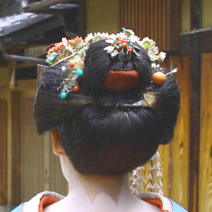Japanese Hair Ornaments