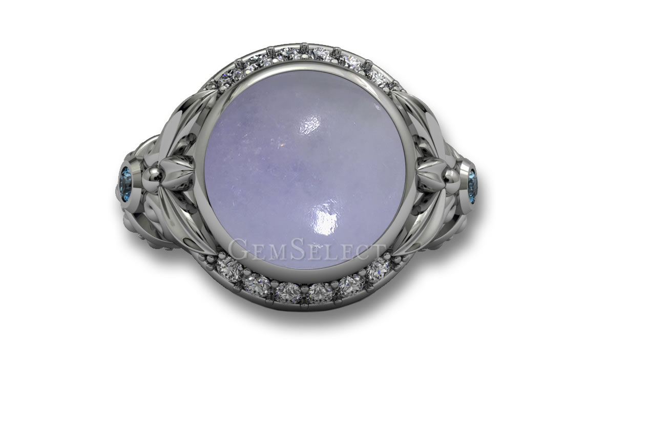 Jadeite Ring Information Page