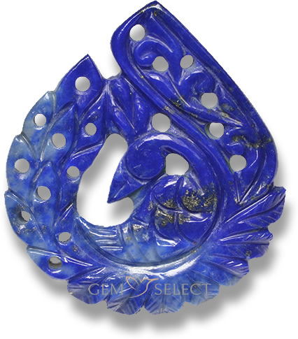 Lapis Lazuli Gemstones from GemSelect - Large Image