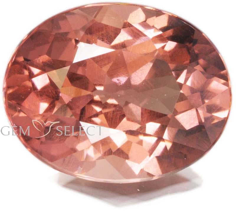 A Malaya Garnet Gemstone from GemSelect - Large Image