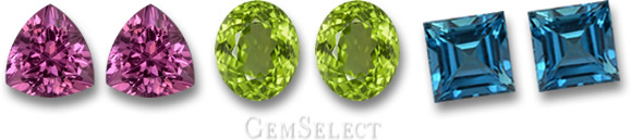 Find matching Gemstone Pairs