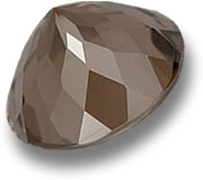 Round Faceted Gemstone