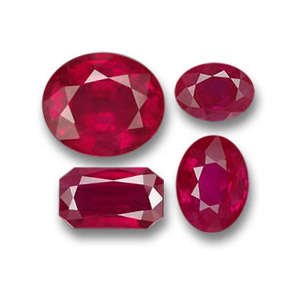 Ruby from Mogok, Burma