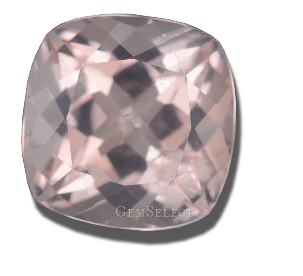 Morganite Pink Beryl Gemstone And Jewelry Information Gemselect