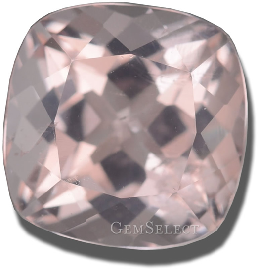 Morganite Gemstones from GemSelect - Large Image