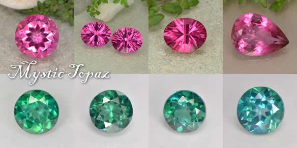 Topaz Gemstone Information - GemSelect