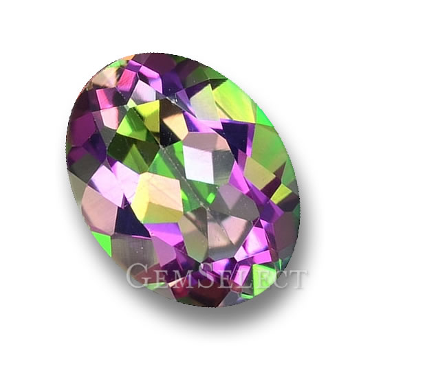 mystic topaz gemstone and jewelry information gemselect. Black Bedroom Furniture Sets. Home Design Ideas