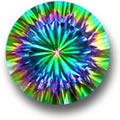 Mystic Topaz Gemstone
