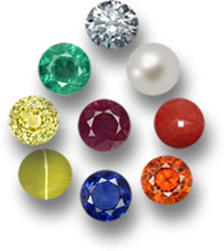 The Nine Sacred Gems Believed to have Beneficial Properties