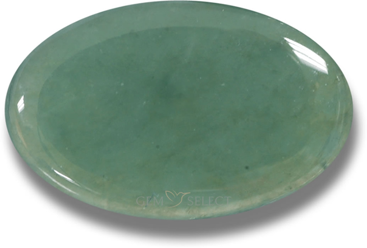 Omphacite Jade Gemstones from GemSelect - Large Image
