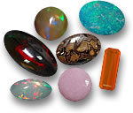 Opal Gemstone Group