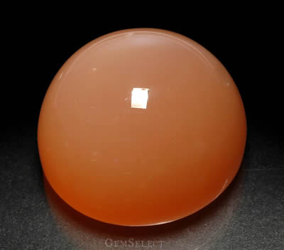 Orange Moonstone Cabochon
