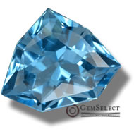 Swiss Blue Topaz Gemstones