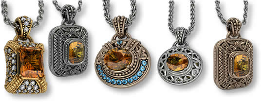 Pendant Design Ideas Created by GemSelect