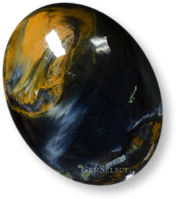 Multicolor pietersite gemstone