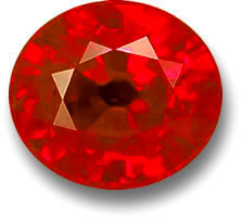 Pigeon's Blood Ruby Gem