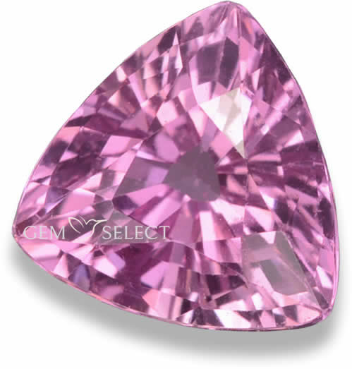 Pink Sapphire Gemstones from GemSelect - Large Image