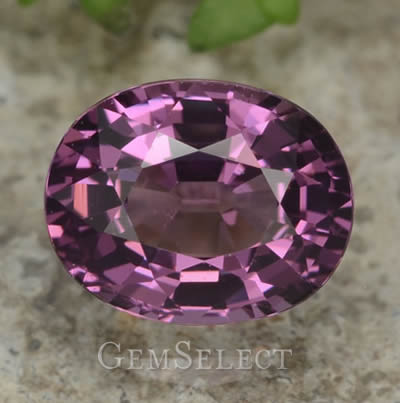 Pink Spinel from Tanzania