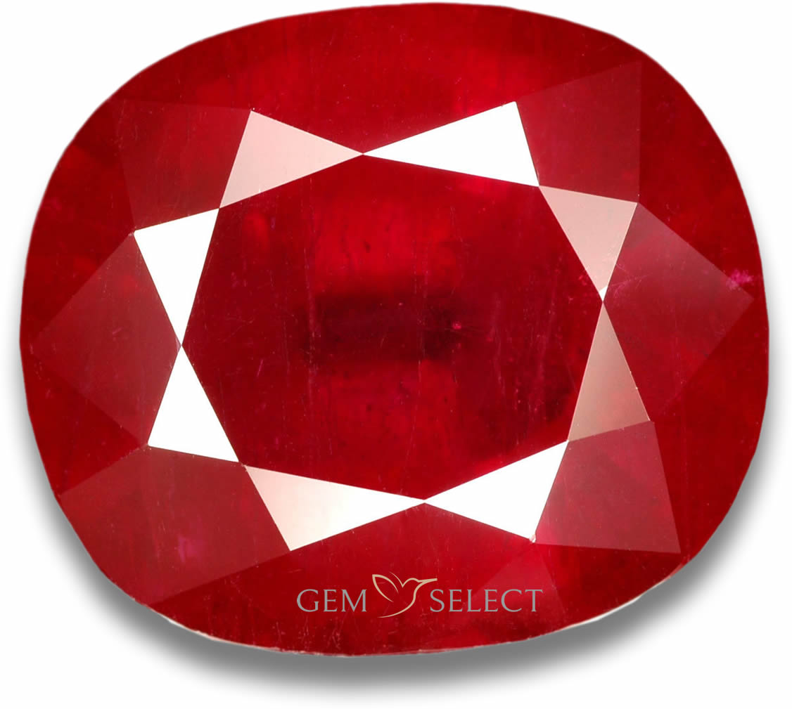 Natural Ruby Gemstones from GemSelect - Large Image