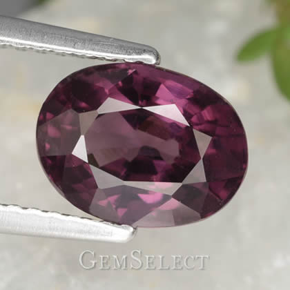 Natural Reddish Spinel from GemSelect