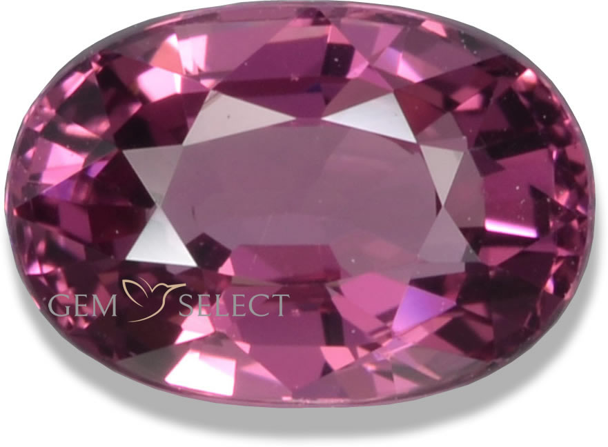 A Rhodolite Garnet  Gemstone from GemSelect - Large Image
