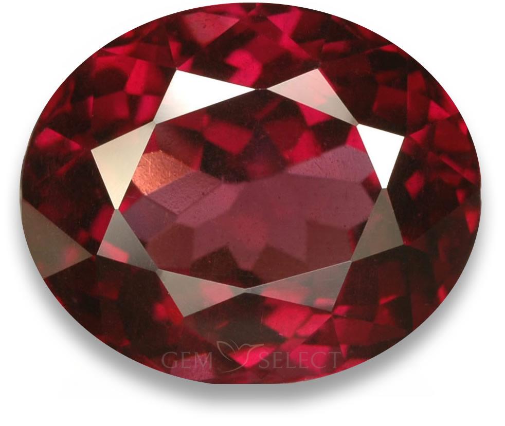 Rhodolite Garnet Gemstones from GemSelect - Large Image