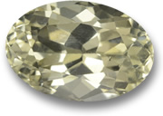 Yellow Scapolite Gemstone